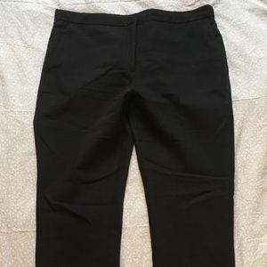 Zara Black Pants XL